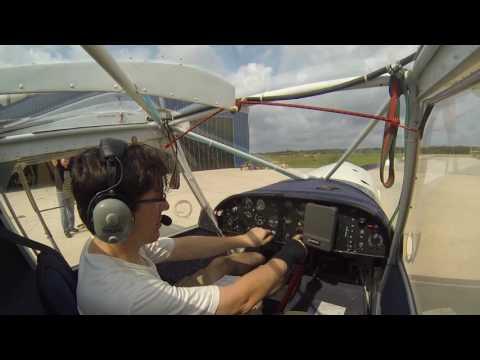 Zenith test flights - first flight