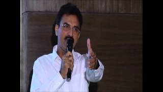Mr L Nageswara Rao's speech on Felicitation