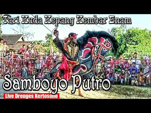 Kuda Kepang Enam Solah Trengginas Samboyo Putro SPI (Super Pegon Indonesia) Live Drenges Kertosono