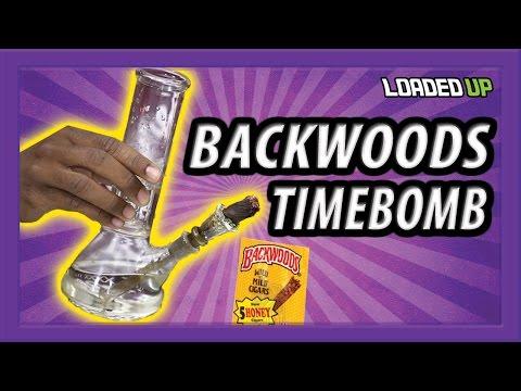 BACKWOODS TIMEBOMB BONG RIPS! | Loaded Up