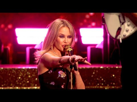 Kylie Minogue - On A Night Like This (Live in Hyde Park 2018) [HD]