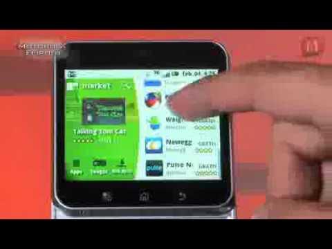 Motorola Flipout MB511