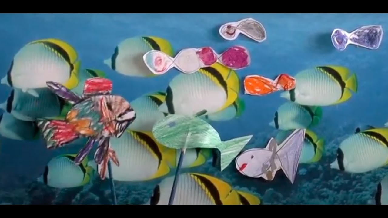 viele kleine fische  cd seelenkunst für kinder vol 3