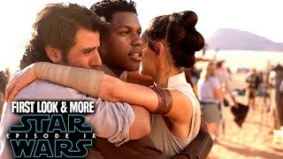 Star Wars Episode 9 First Look Revealed! & JJ Abrams Speaks (Star Wars News)