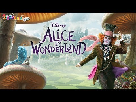 Alice In Wonderland | Full Movie Game | ZigZag