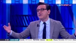 % 100 Futbol Göztepe - Beşiktaş 5 Kasım 2017
