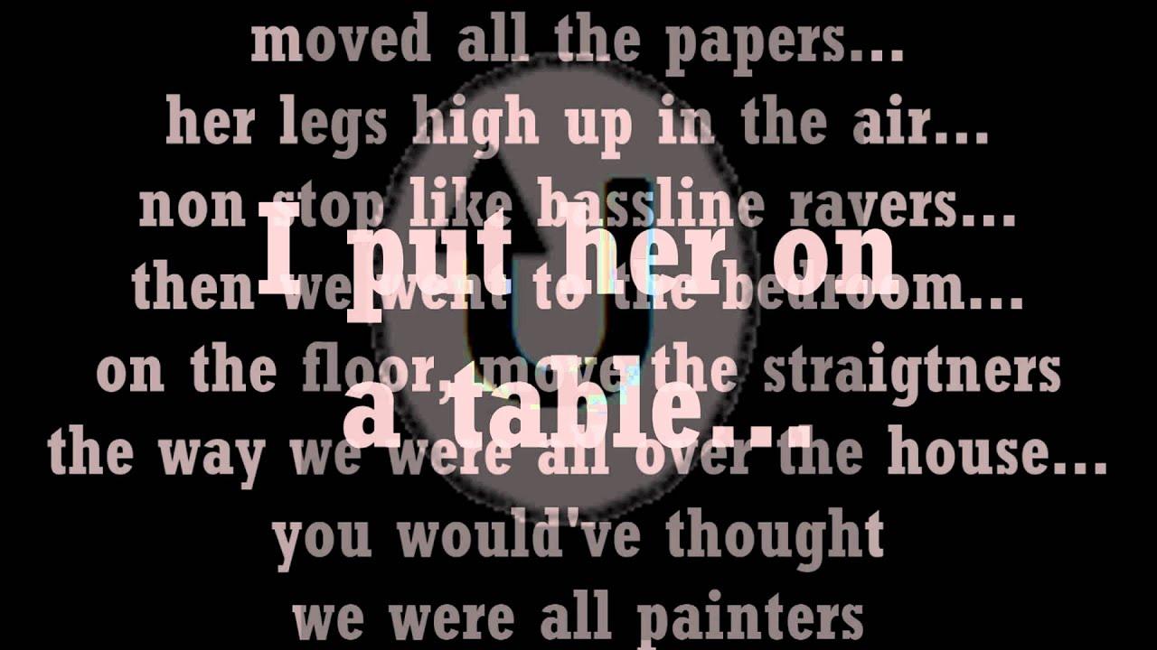 Lyrics On Screen | Skepta ft Shorty - All Over The House ...