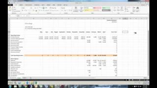 Financials in Sage 100 Contractor
