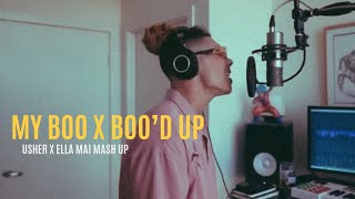 My Boo X Boo'd Up X Swervin' - Usher X Ella Mai X A Boogie Wit Da Hoodie (William Singe Cover)