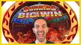 🔥Burning BIG WIN ➡ After Burner ✦ San Manuel Casino ✦ Brian Christopher Slots