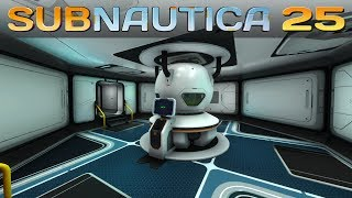 Subnautica #025 | Zyklop Bauteile & Bio-Strom | Gameplay German Deutsch thumbnail