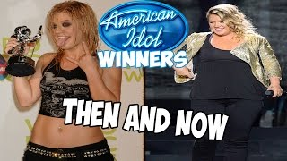 American Idol Winners Then And Now 2017