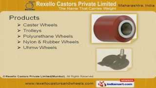 Caster Wheel by Rexello Castors Private Limited, Mumbai