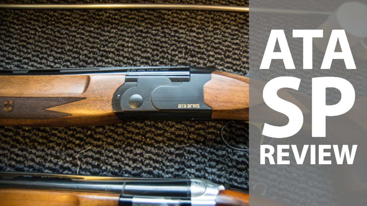 ATA SP Shotgun Review And Comparison To 686