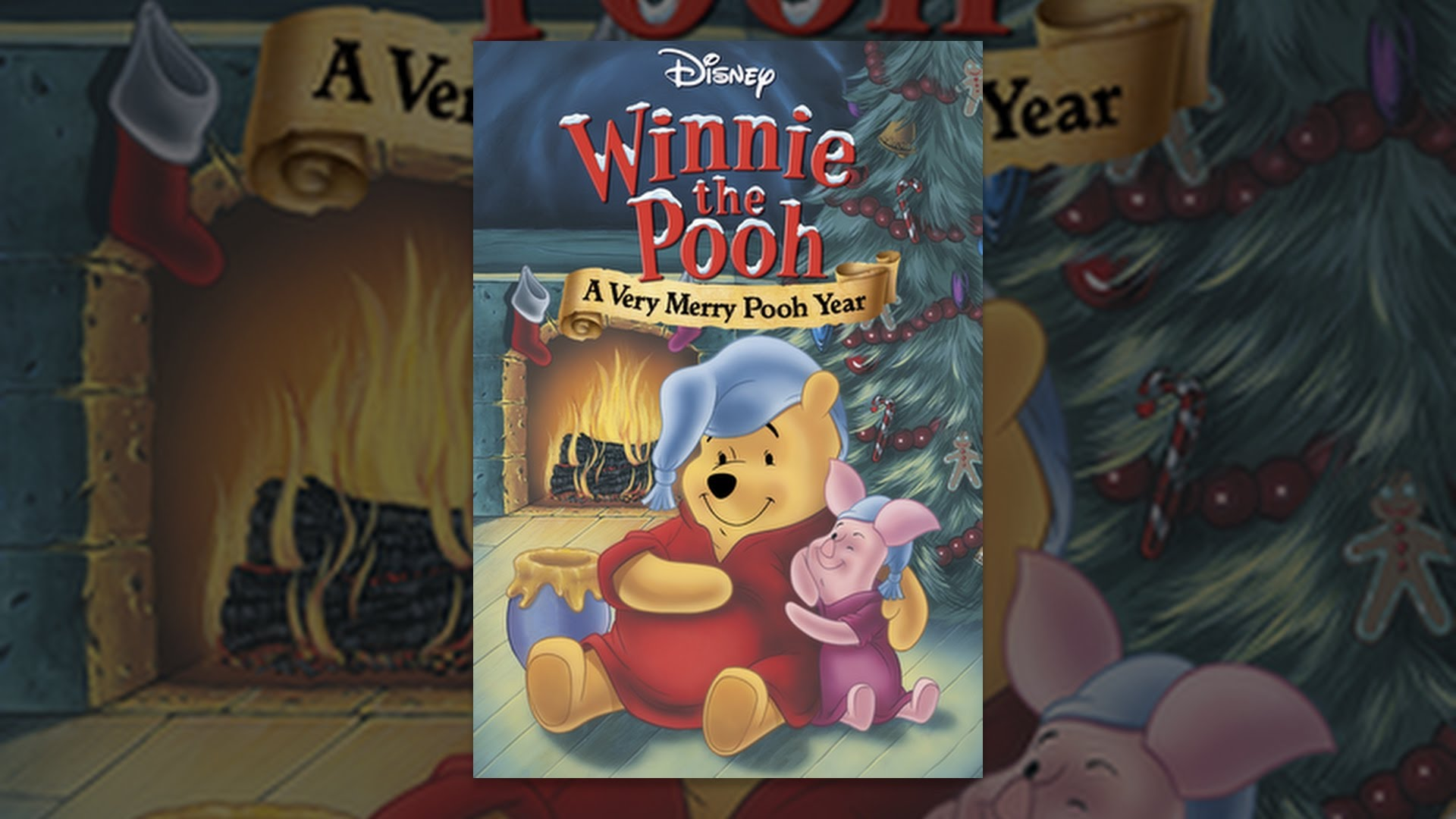Winnie The Pooh A Very Merry Pooh Year Youtube