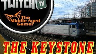 Train Simulator 2014 - Northeast Corridor Route - The Keystone - EMD AEM-7 Amtrak 5