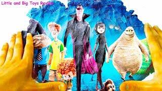 Mad Mattr Green Screen Kinetic Sand Hotel Transylvania 3 Summer Vacation Funny Magic Hands