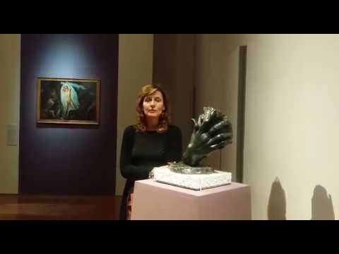 Museo Diocesano di Milano   La mano di Dio di Rodin e la Resurrezione di Bernard