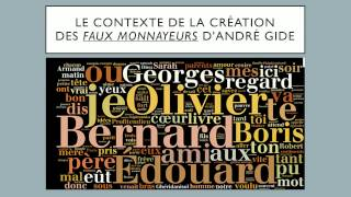 CONTEXTE CREATION FAUX MONNAYEURS GIDE