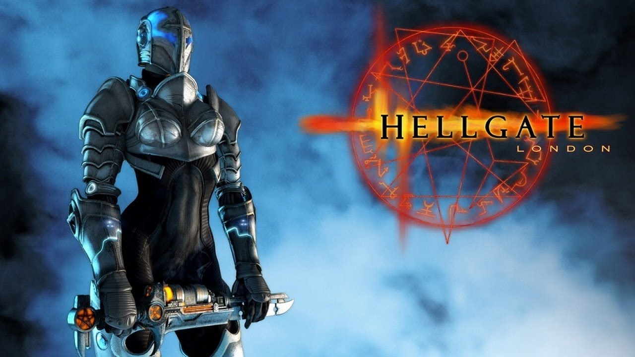 Download Hellgate London Pc Dl Legendary Action Role Playing Game Download Youtube