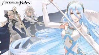 Fire Emblem Aqua's / Azura's Song | If~Hitori Omou (Japanese Version) | Sub