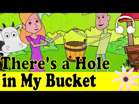 There's a Hole in My Bucket (Funny Song)   Muffin Songs