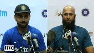 War of Words: Virat Kohli vs Hashim Amla | India vs South Africa 1st Test