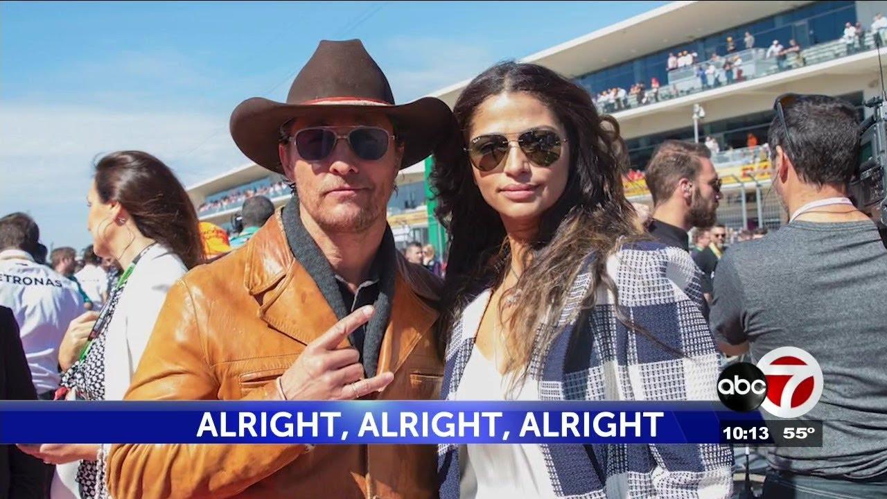 Matthew McConaughey leads Gov. Greg Abbott in new poll for ...