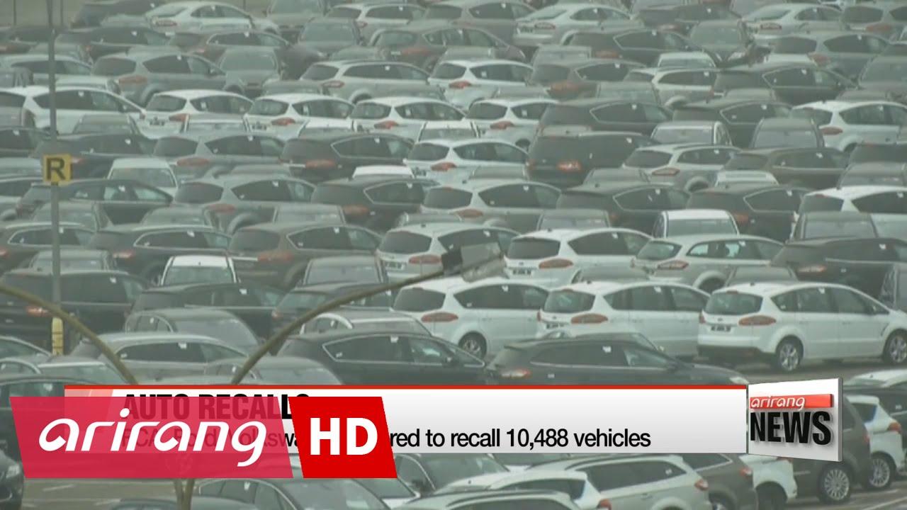 Fiat Chrysler recalls 1.33 million vehicles