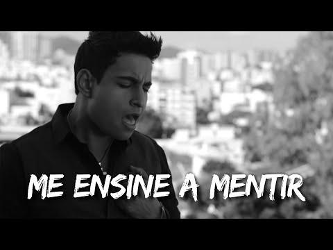Israel Lucero - Me Ensine A Mentir (Clipe Oficial)