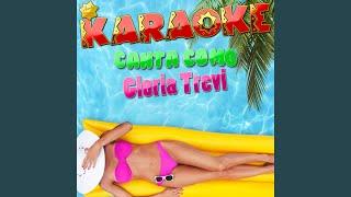 Hoy Me Ire De Casa (Karaoke Version)