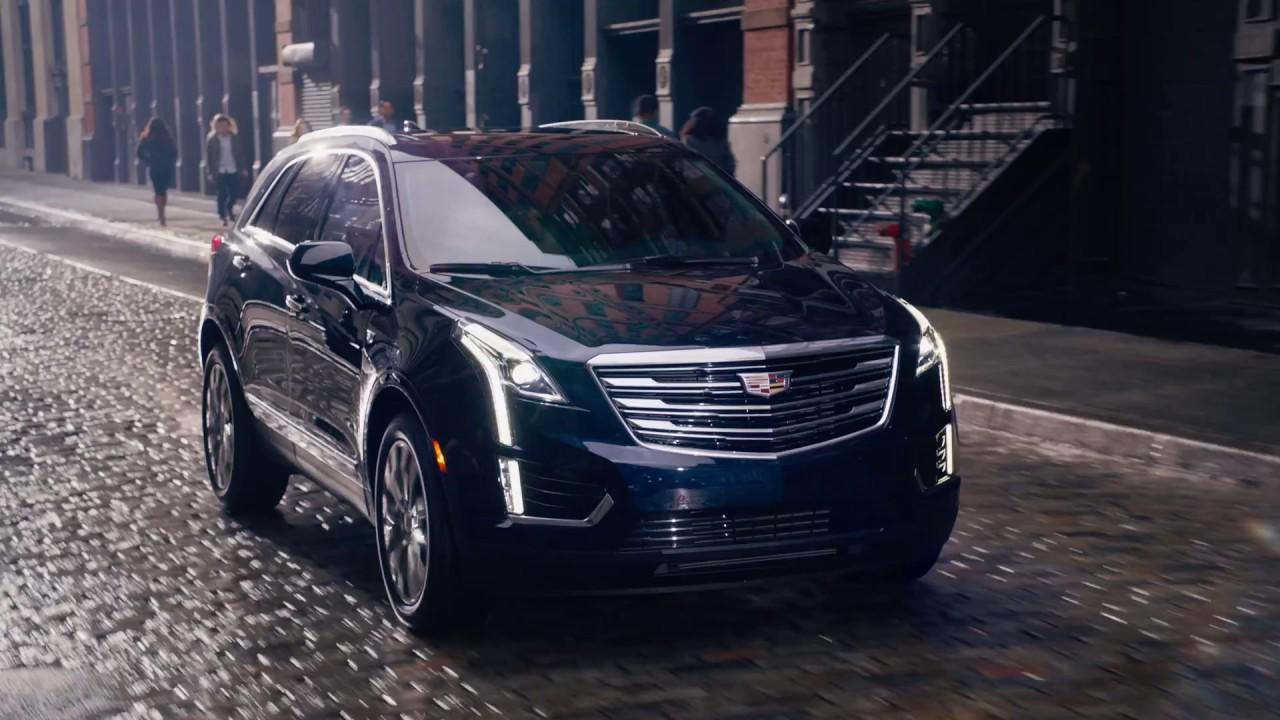 2017 XT5 MODEL FOOTAGE At Central Houston Cadillac