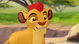 The Lion Guard Best moments compilation Bunga and the King cartoon for kids