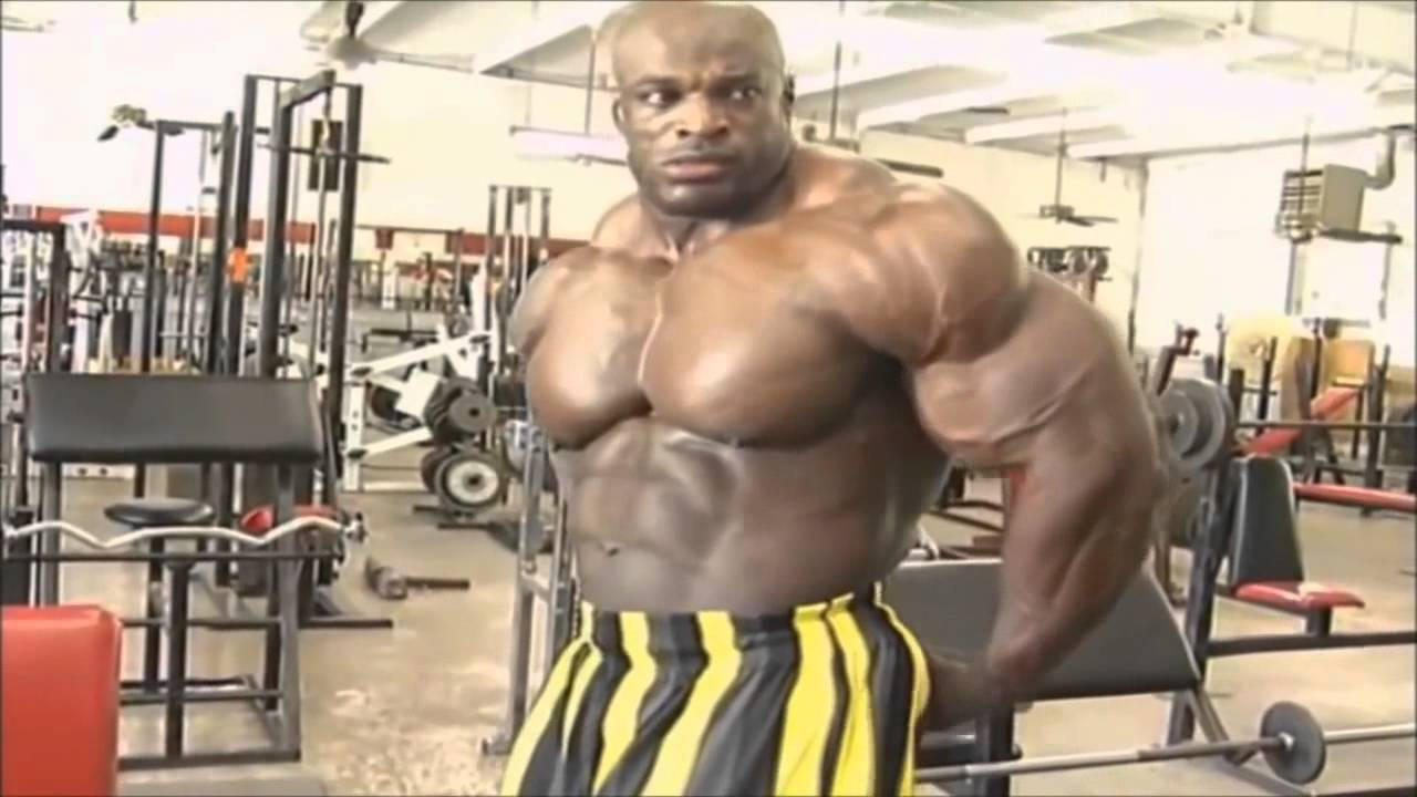 ronnie coleman motivacion gym youtube