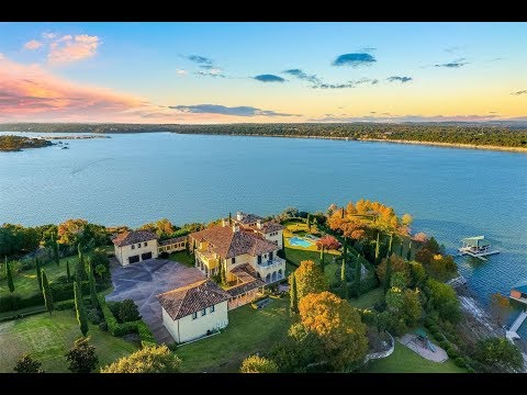 Sweeping Waterfront Masterpiece in Austin, Texas | Sotheby's International Realty