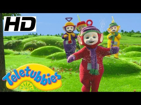 ★Teletubbies English Episodes★ Cold ★ Full Episode - HD (S16E93)