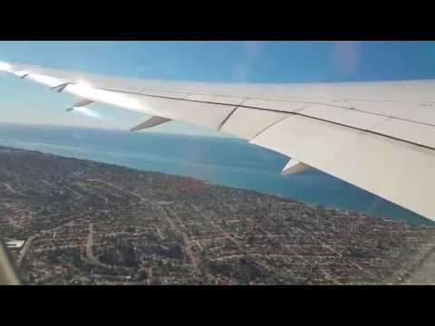 JAL Boeing 787 Dreamliner - Gorgeous Takeoff Flying San Diego to Tokyo