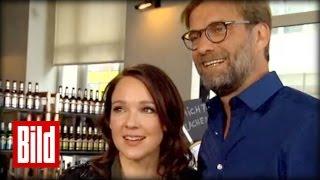 Klopp, Kebekus und Bleibtreu - Jürgen wird Schauspieler