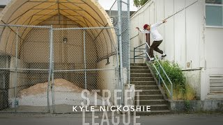 Kyle Nickoshie - Street League