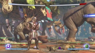 Darkseid combos injustice 2 - Darkseid lab combo