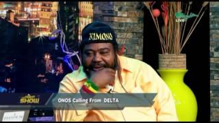 THE NIGHT SHOW - Ras  Kimono (Pt.2) | Wazobia TV