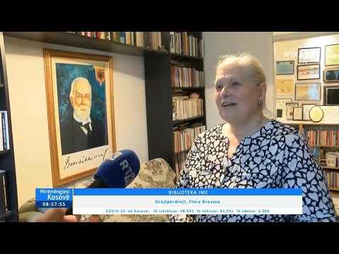 Mirëmëngjesi Kosovë - Drejtpërdrejt - Flora Brovina 14.04.2021