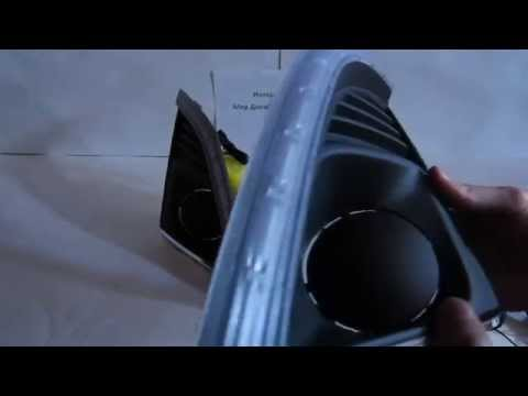 ДХО для Chevrolet Cruze 2013-15 с поворотниками! От МирДХО