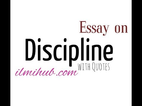 quotes on consistency and discipline