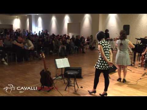 Concerto Les Déjàvu - Cavalli Musica