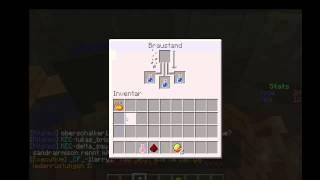 Minecraft Feuerresistenz Trank brauen german TuT