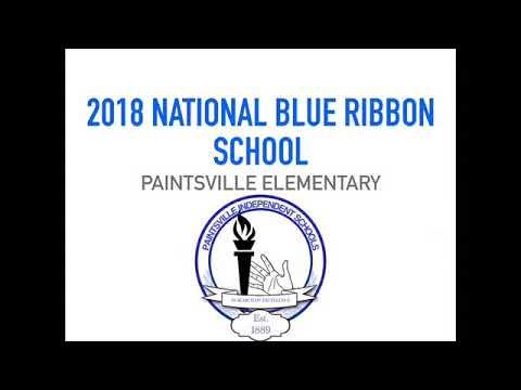 Paintsville Elementary School 2018 National Blue Ribbon School