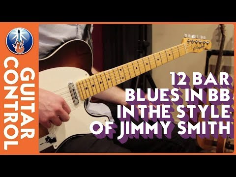 12 Bar Blues in Bb in the Style of Jimmy Smith