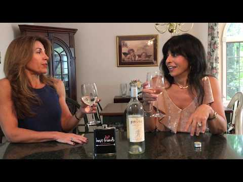 Fitvine Wine Pinot Grigio Video By FBJFit Friends & Fitness
