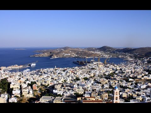 A weekend in Syros,Greece